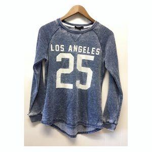 Forever 21   Los Angeles 25 Lightweight Shirt EUC